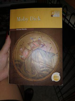 libro lectura inglés - 4 de la ESO (Moby Dick)