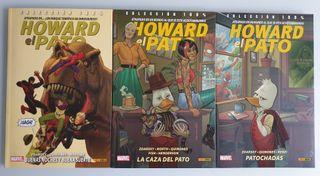 Cómics Marvel Howard el Pato Completo