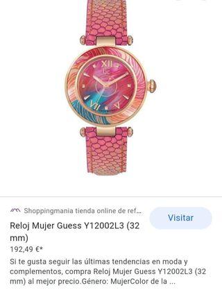 Reloj Guess GC