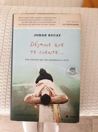 Déjame que te cuente (Jorge Bucay)