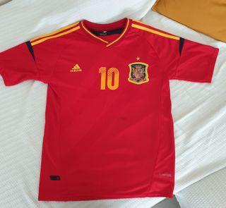 Camiseta Selección Española 2012