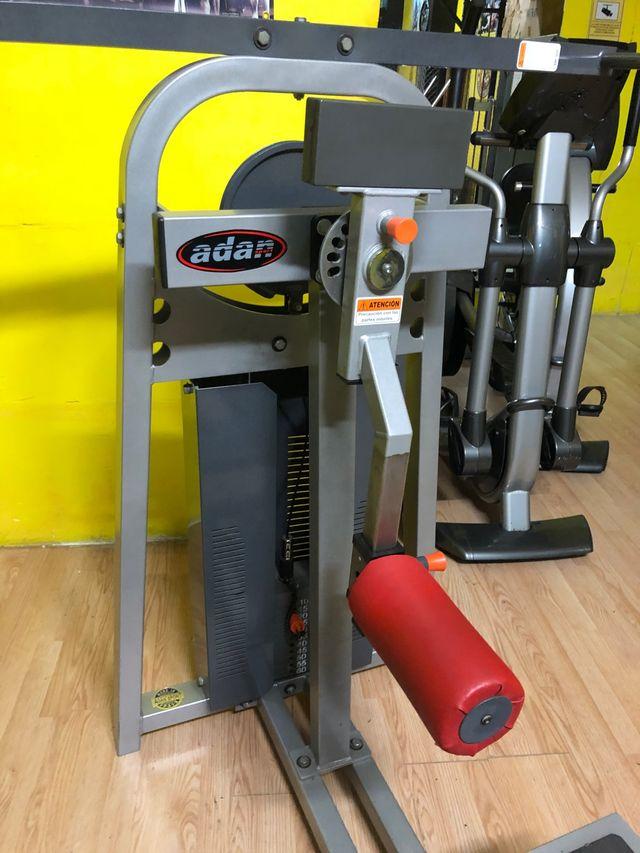 Máquina gimnasio Multicadera adan sport