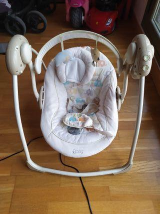 Hamaca/columpio eléctrico bebé comfort armony