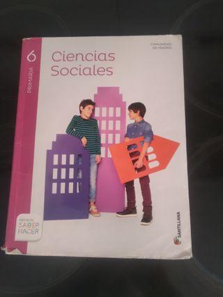 Ciencias sociales 6