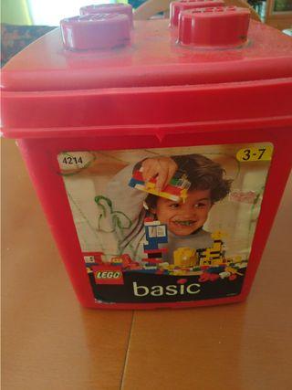 cubo basic lego