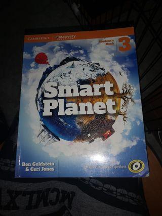 libro de inglés de 3 de la ESO