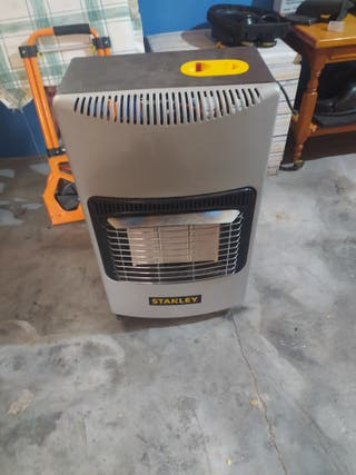 estufa de gas butano poco uso
