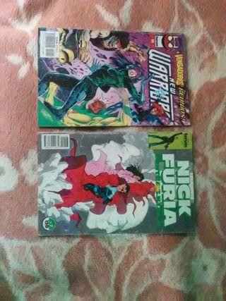 Comics Marvel variados