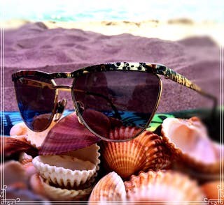 Gafas de sol vintage made in Italy