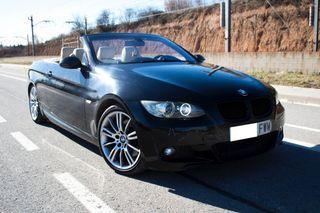 Se vende BMW Serie 3 Cabrio 215 cv