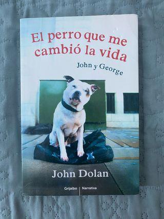 Libro el perro que me cambió la vida