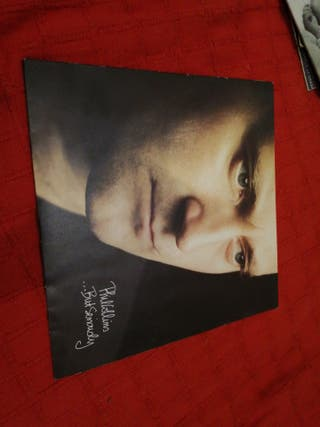 "vinilo Phil Collins ""but semausly"""