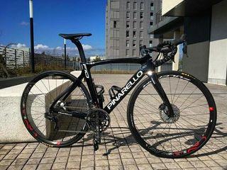 Bici de carretera Pinarello talla S