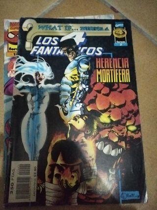 Comics Marvel.