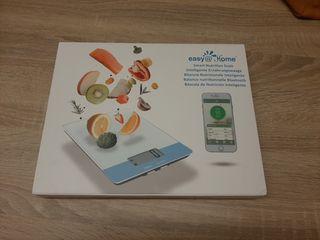 Báscula de Nutrición Inteligente