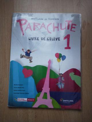 Français Parachute Livre L'élève 1