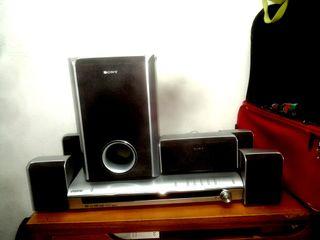 Home Cinema SONY 5.1 DTS Systems