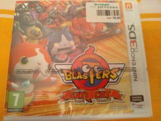 Yo-kai watch Blaster 3ds