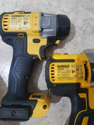 KIT DEWALT BRUSHLES LITIO
