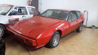 Lotus elite 1973