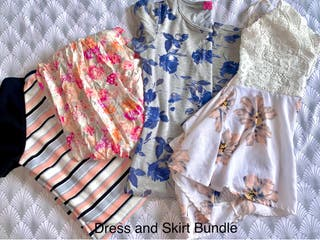 Ladies Dress and Skirt Bundle