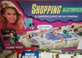 Shopping juego de mesa de compras Con voz