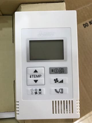 termostato PAC-YT52CRA Mitsubishi Electric