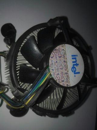 ventilador de placa base