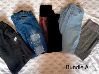 Pants Bundle Ladies Size 10-12