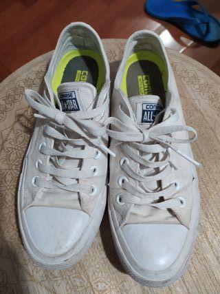 Zapatillas Converse blancas