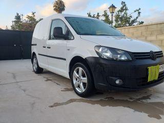 Volkswagen Caddy 2014