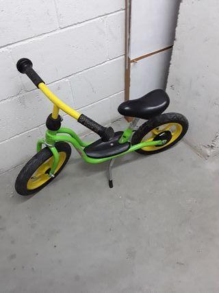 bicicleta correpasillos.