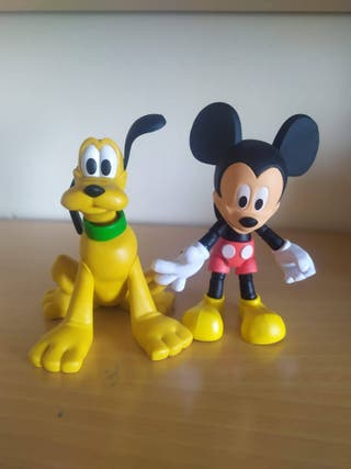 Figuras disney Toy box articuladas