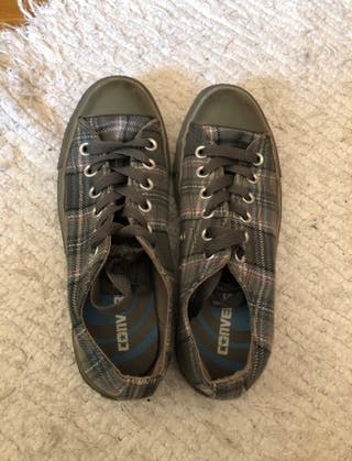Converse grises