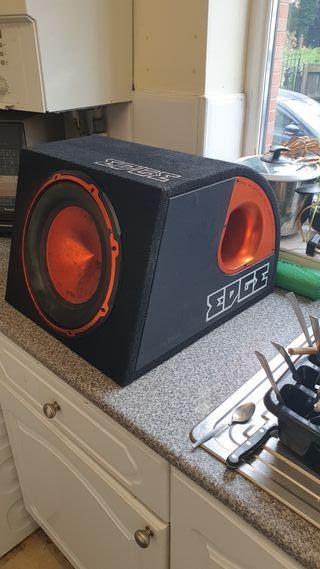 Car bass speaker 900 watts