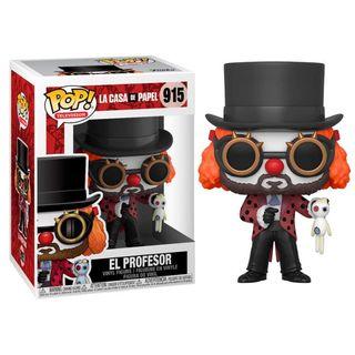 Funko Pop El Profesor La casa de Papel