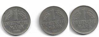 1 Marco Alemán 1969 - 1971