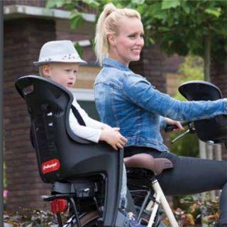 Silla bebe/niño portapaquetes bicicleta