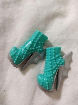 zapatos bratz sirena