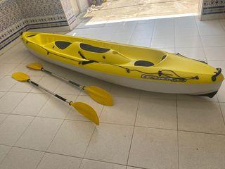 Kayak Bic Sport Tobago con 2 remos