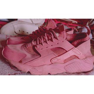 zapatillas rosas desportivas o para vestir