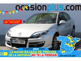 Renault Laguna dCi 130 Dynamique TomTom 96 kW (130 CV)