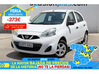 Nissan Micra 1.2 Acenta 59 kW (80 CV)