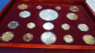 Historia de la moneda Española