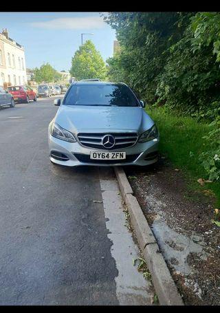 Mercedes-Benz Clase E 2014