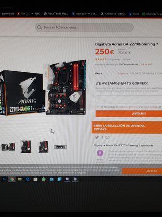 gigabyte Aorus GA-Z270X Gaming 7