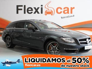 Mercedes Clase CLS CLS 63 AMG Shooting Brake