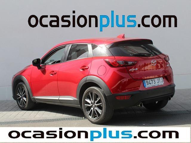 Mazda CX-3 1.5 DE SKYACTIV Luxury 2WD 77 kW (105 CV)