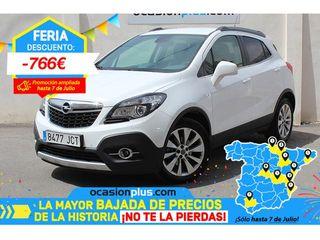 Opel Mokka 1.6 CDTi SANDS Excellence 4x2 100 kW (136 CV)