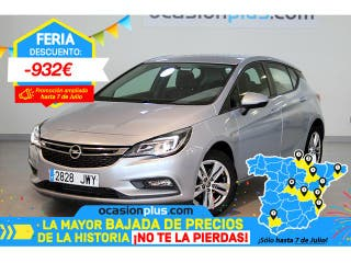 Opel Astra 1.0 Turbo SANDS Selective 77 kW (105 CV)